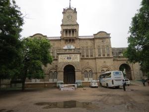 Thakur Saheb's palace