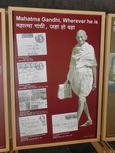 Gandhiji's mails