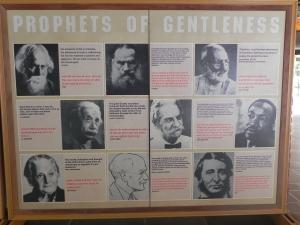 Great personalities on Mahatma Gandhi