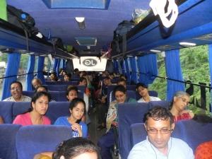 Going to Rajkot