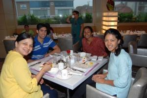 Happy Parikh family