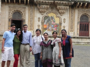 The Parikh Family