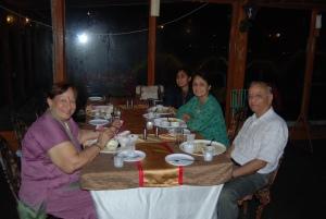 Mr. & Mrs. Virani – The Hosts