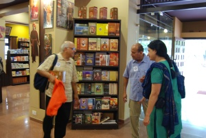 A bag – 150th Birth Anniversary of Swami Vivekananda souvenir
