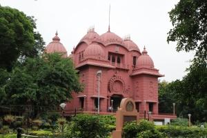 Belur Math Temple's Small Replica