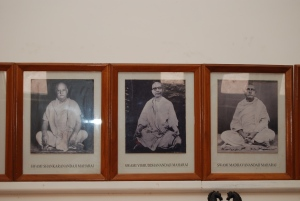 Sri Ramakrishna's direct disciples & their disciples
