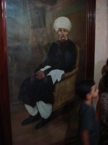 Father Kaba Gandhi