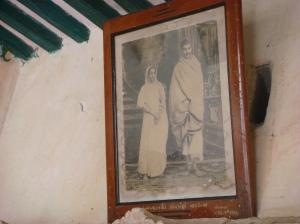 Mohandas Gandhi & Kasturba