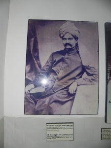 Shri Shankar Pandurang Pandit who hosted Swami Vivekananda for several months