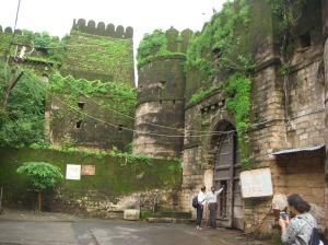 Uperkot's castle