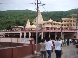 Lord Radha Damodaji's temple