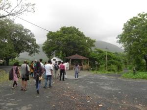 View of Giranar Mountain