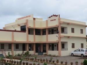 Building of Sri Ramakrishna Vivekananda Seva Samiti