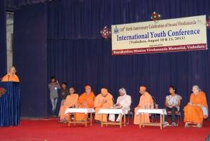 Anchor Welcoming Dr. Abdul Kalam