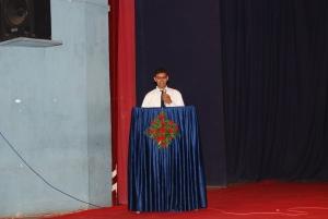 Nilesh Shukla – Presenting his thoughts on Vidyapith