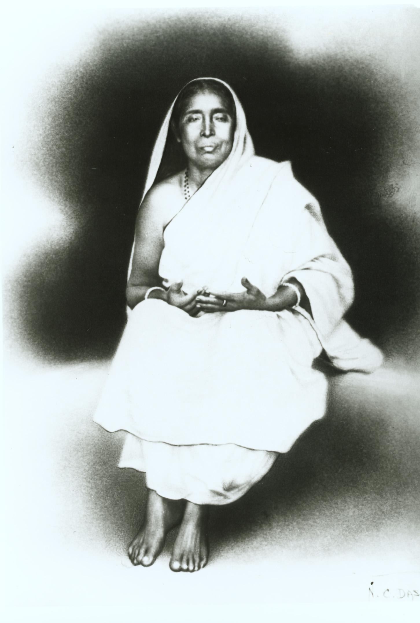 Happy 160th Birth Anniversary of Holy Mother Sri Sarada ...