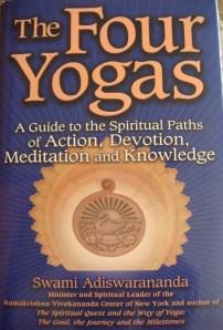 The Four Yogas - Swami Adiswarananda