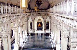 Belur Math Temple Shrine 2