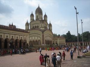 Kali Mandir Court Yard - 2