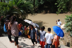 Amodar River Bank