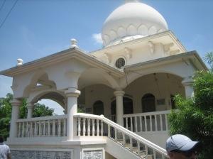 Shitala Mata and Kali Mata's Temple
