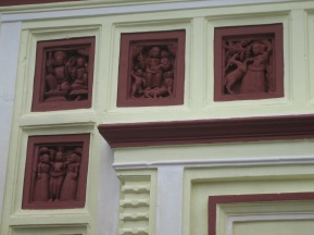 Carvings on walls - 1