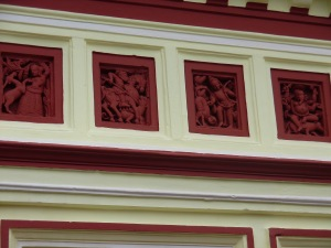 Carvings on walls - 2