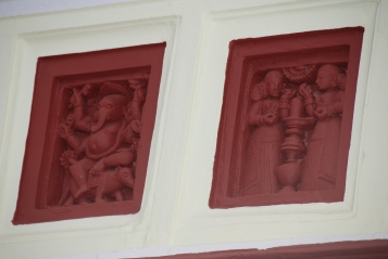 Carvings on walls - 3