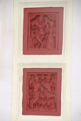 Carvings on walls - 5
