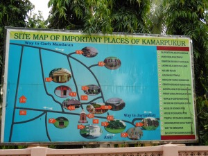 Important places of Kamarpukur