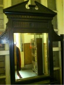8c Mirror Used by Tagore at Jorasanko