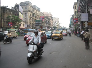 Street of Kolkata