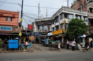 Sankar_Ghosh_Lane leading to M's house 1