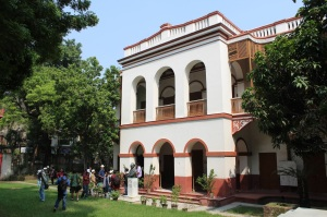 Vidyasagar's house 1 at Kolkata converted to college for Girls and Vidyasagar Smriti Mandir (museum)