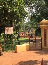 Entering Amra Kunj Complex