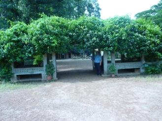 Gate Way to Shyamali