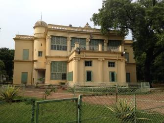 Shanti Niketan Badi - old Shaniti Niketan-1
