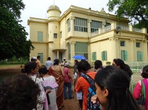 Shanti Niketan Badi - old Shaniti Niketan-3