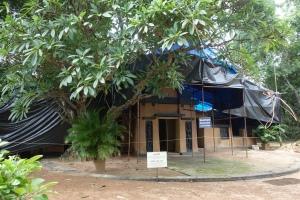 Shyamali-One of Tagors'Five residancies