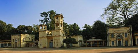 Singha Sadan Prubo and Paschim Toran