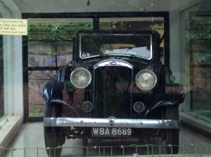 Tagore's Car -1
