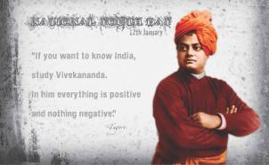 Tagore's quote on Swamiji