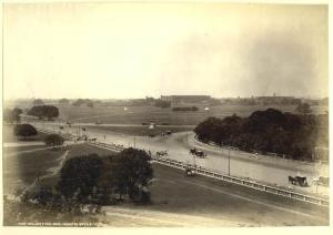 fort-william-and-red-road-calcutta-1870s