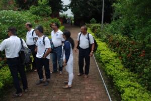 Going to Nilambar's House - 2