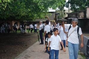 Going to Nilambar's House - 4