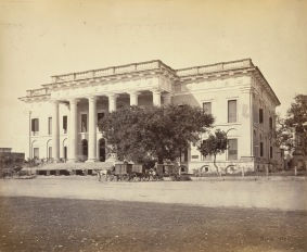 The Town Hall [Calcutta] 1865